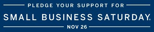 Small Business Saturday $25 Cash Back