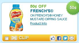 Honey Mustard Coupon