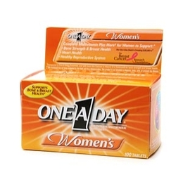 One a Day Vitamins Coupon