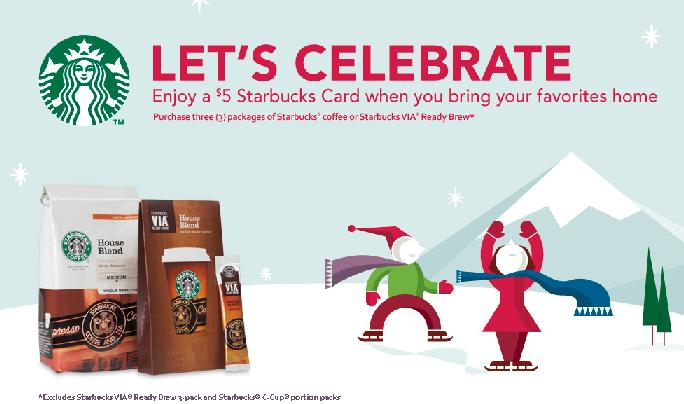 Starbucks Rebate 2011